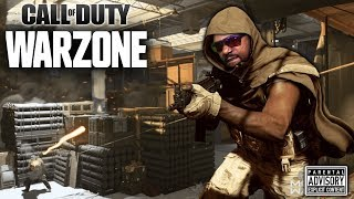 HAPPY QUARANTINE 😈 Got Another SOLO WARZONE VICTORY!! Modern Warfare SOLO Battle Royale Win