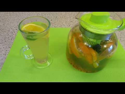 Витаминный напиток/Фруктовый чай