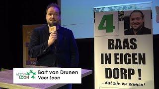 Gemeenteraadsverkiezingen Loon op Zand 2018 - Voor Loon