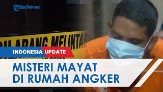Teka-teki Pembunuhan Wanita di Rumah Angker di Malang Terungkap, Korban Dicekik Suami hingga Tewas