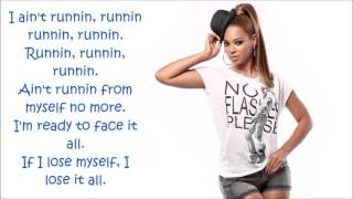 Naughty Boy Runnin (Lose it all) ft. Beyonce, Arrow Benjamin Lyrics