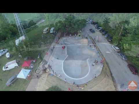 Latham Park Skate park