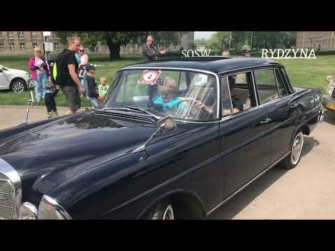 Wideo1: XVIII Rajd Zabytkowych Pojazdów w Rydzynie