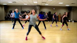 Turn Around (5,4,3,2,1) - Flo Rida - Dance Routine