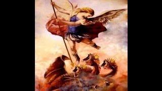 السلام لك يا ميخائيل رئيس جند السموات-Hail to  head of the heavenly hosts, -Bekhit Fahim