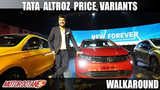 Tata Altroz Price, Warranty, Variants - Most Detailed