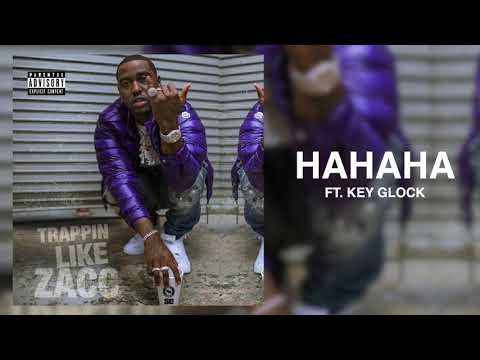 Blacc Zacc - HaHaHa ft Key Glock [Trappin Like Zacc]