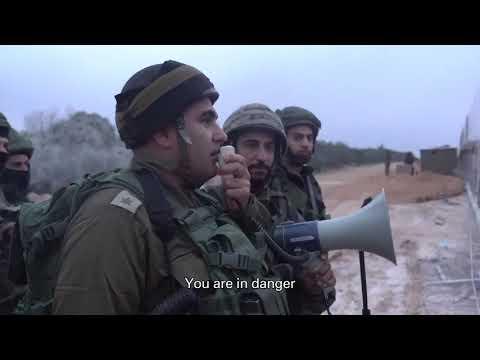 YouTube Video - La advertencia antes de destruir el túnel