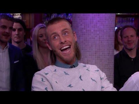 Zó bemoedigend: op het matje bij Nathan  - RTL LATE NIGHT