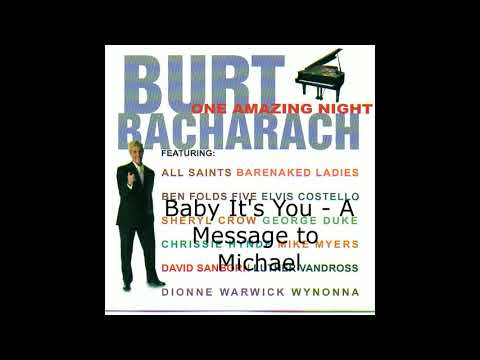 Baby It's you   A Message to Michael -  Burt Bacharach