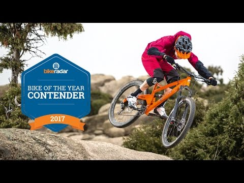 Trail Bike Of The Year – Contender – Orange Five S