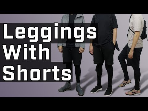 Introduction to Leggings + Shorts