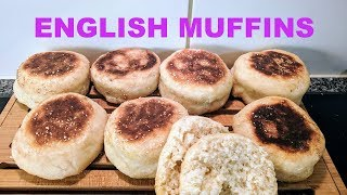 English muffins, à la poêle!