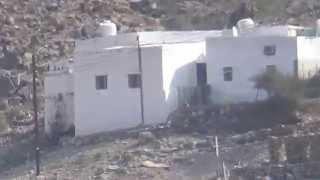 preview picture of video 'Ausflug Khasab Oman  Traditionelle Bootsfahrt durch die Fjordwelt Dorf am Wasser'