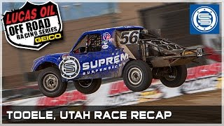 Wade Wyman 56  Lucas Oil Off Road Racing Utah Motorsports Campus