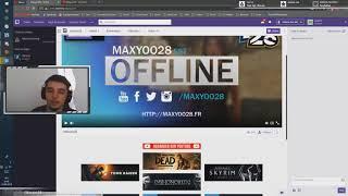 Annonce : Lancement des Live Stream sur YouTube et Twitch !