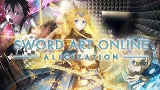 【Sword Art Online Alicization】LiSA - ADAMAS フルを叩いてみた / SAO Season3  Opening full Drum Cover