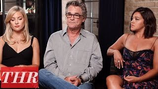 Kurt Russell Kate Hudson Gina Rodriguez On The Untold Story In Deepwater Horizon  TIFF 2016