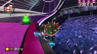 Electrodrome - 1:58.061 - HD★Dεmøη♪ (Mario Kart 8 World Record)