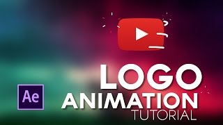 Como Animar un Logo con Shapes After Effects Tutorial
