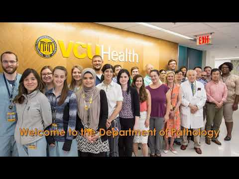 VIDEO: Pathology Resident Tour at VCU Health