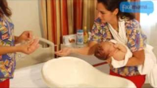 Baño liquido para el bebé facemama.com