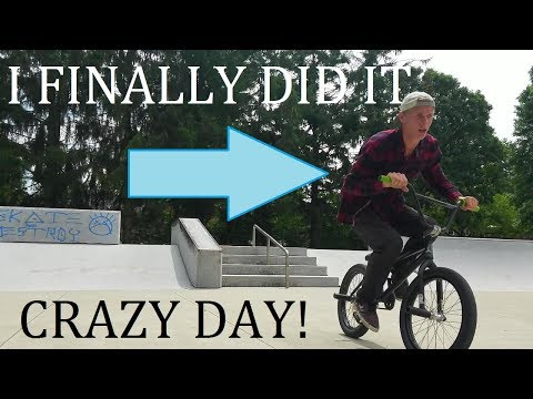 The Scariest Thing I've Ever Done - BMX