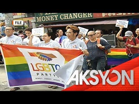 [News5]  Ilang miyembro ng LGBT community, 'di pabor sa SOGIE bill