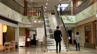 【岐阜県】エレベータより階段!のぼりたくなる奏でる階段