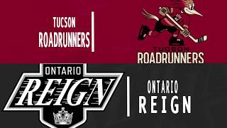 Roadrunners vs. Reign | Jan. 18, 2020