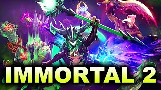 IMMORTAL TREASURE 2 - TI8 THE INTERNATIONAL 2018 DOTA 2