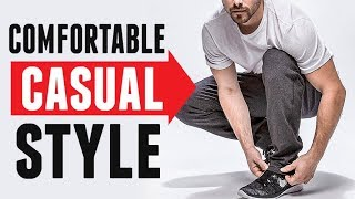(NO SUITS!) Look Amazing Dressing DOWN - Casual Comfortable Style | RMRS Videos