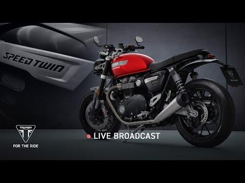 2022 Triumph Speed Twin in Greensboro, North Carolina - Video 1