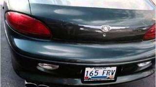 preview picture of video '2001 Chrysler LHS Used Cars Frankfort KY'
