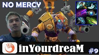 inYourdreaM - Tinker MID | NO MERCY | Dota 2 Pro MMR Gameplay #9