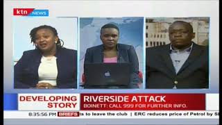 How security agencies have handled the Riverside attack