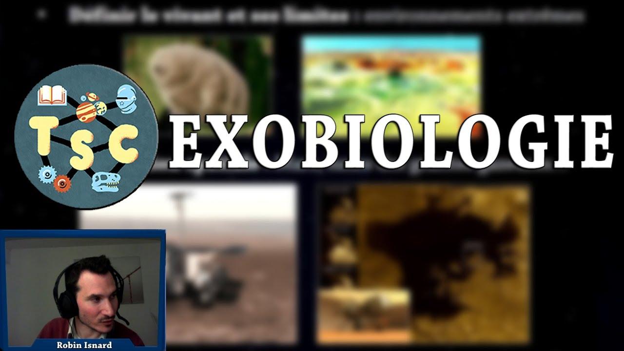 TSC#12 - L'exobiologie, une science malmenée ? (Robin Isnard)