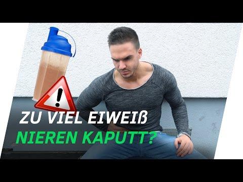 Proteinowych die Cocktails die Impotenz