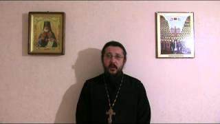 Если ничего в жизни не получается. Священник Игорь Сильченков