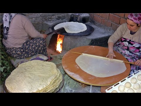 Traditional Yufka Bread Recipe And Gozleme Borek Varieties
