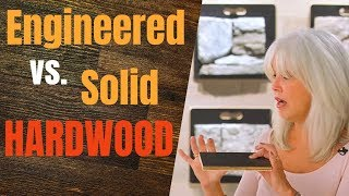 Solid hardwood vs engineered hardwood: Which is better for your home?