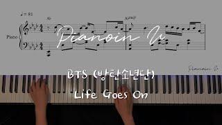 방탄소년단_ Life Goes On