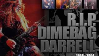 Snowblind - (Ace Frehley Cover) By Dimebag Darrell and Vinnie Paul, Dimebag on Vocals -Rare-