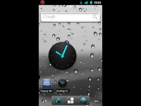 Popup Widget Makes Space-Saving Icons For Android Widgets