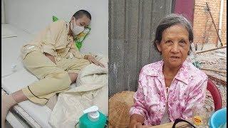 Khó khăn chồng chất với gia đình cô bé bị ung thư máu