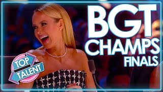 Britain's Got Talent: The Champions 2019 | FINALS | Top Talent