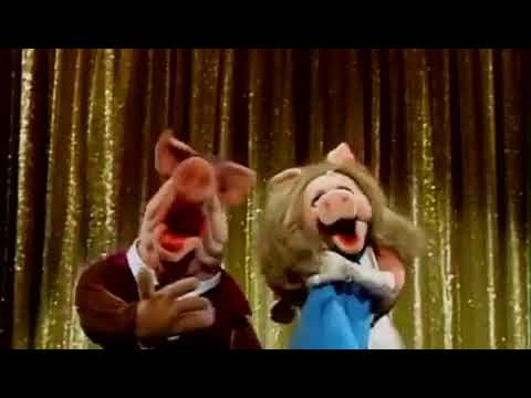 the muppets a very rare miss piggy clip
