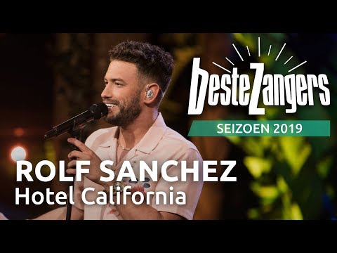 Rolf Sanchez - Hotel California | Beste Zangers 2019 | JB Productions