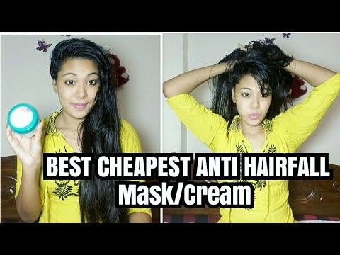 Salon buhok mask review
