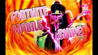 Fortnite Mobile Trickshot Montage
